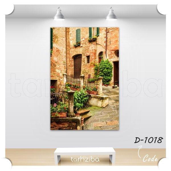 تابلو عکس ایتالیا کلاسیک