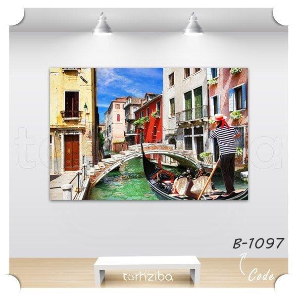 تابلو دکوری شهر ونیز ایتالیا