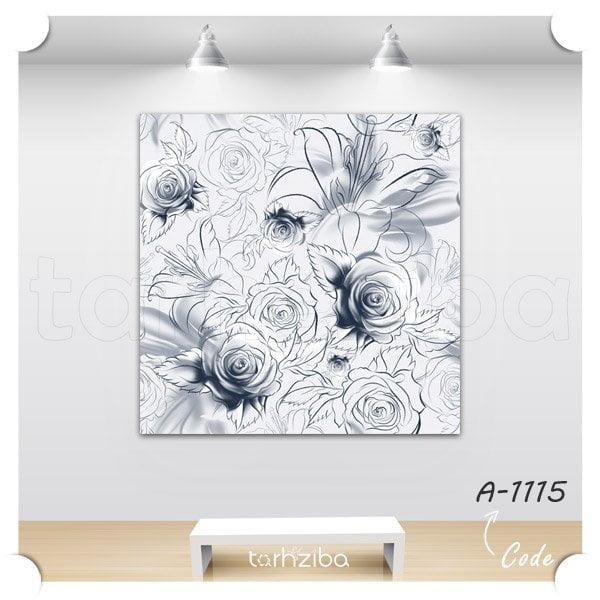 خرید تابلو دیواری گلهای رویایی