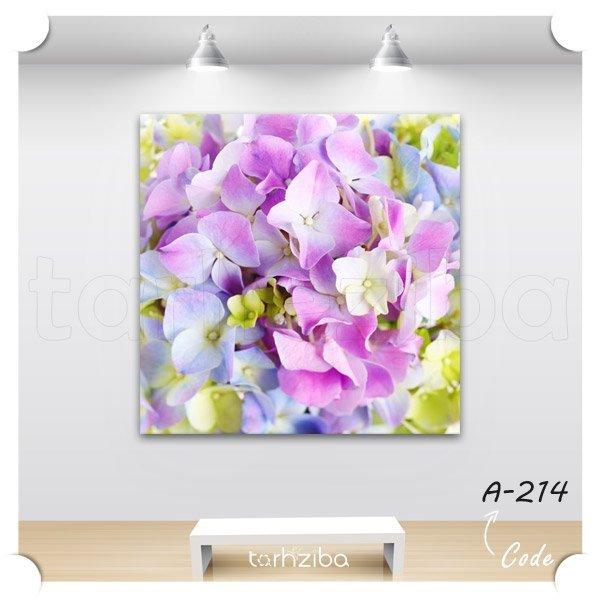 تابلو گلهای هورنتانیس