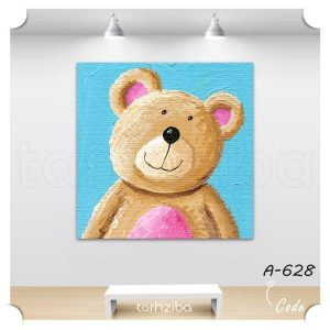خرید تابلو خرس کوچولو