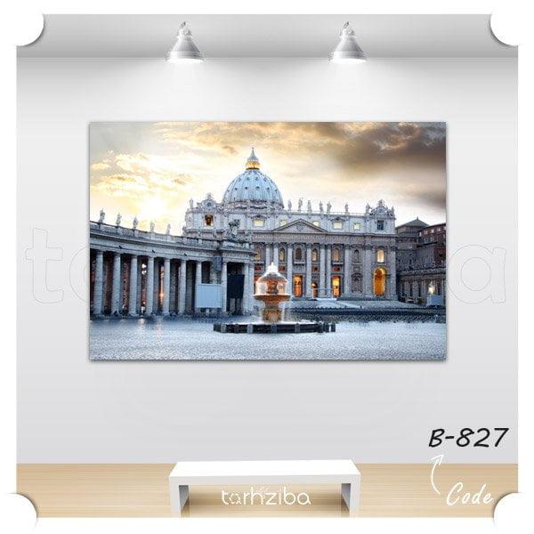 خرید تابلو عکس سنت پیتر