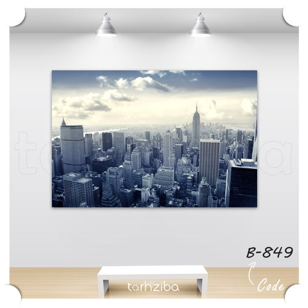 خرید تابلو دیواری شهر نیویورک