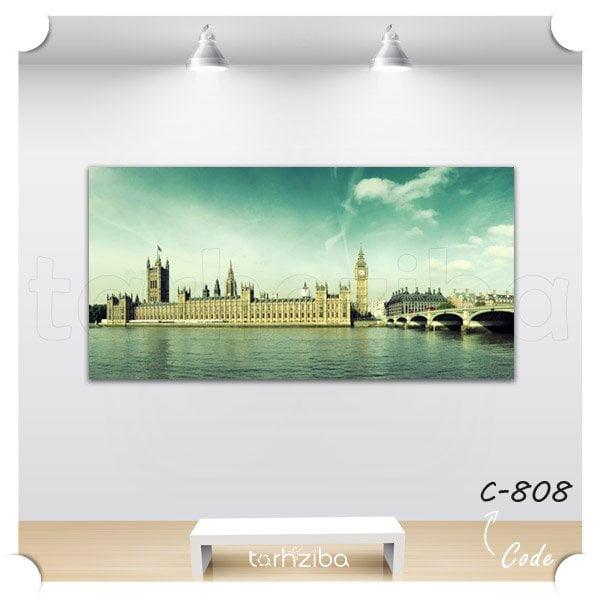 خرید تابلو برج بیگ بن لندن