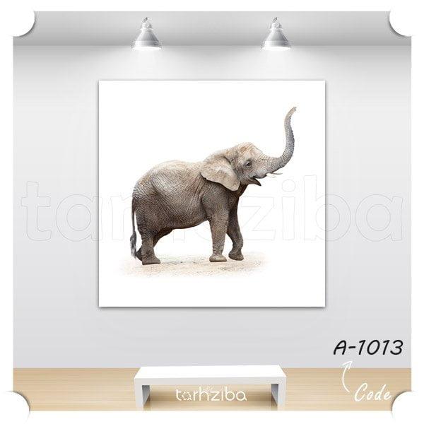 فروش تابلو فیل کوچولو