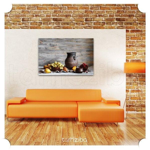 تابلو عکس میوه های سنتی