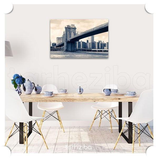 تابلو دکوراتیو و مدرن نیویورک