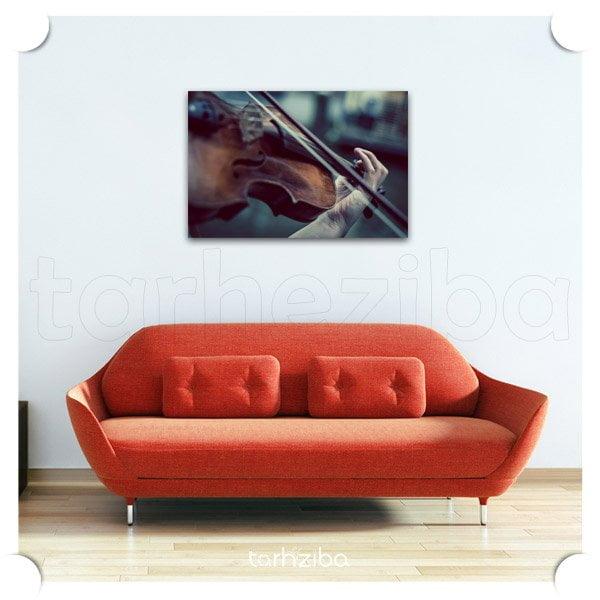تابلو کلاسیک نوای ویولن