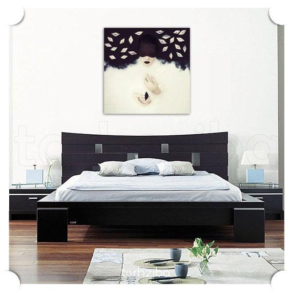 تابلو اتاق خواب خانم ها