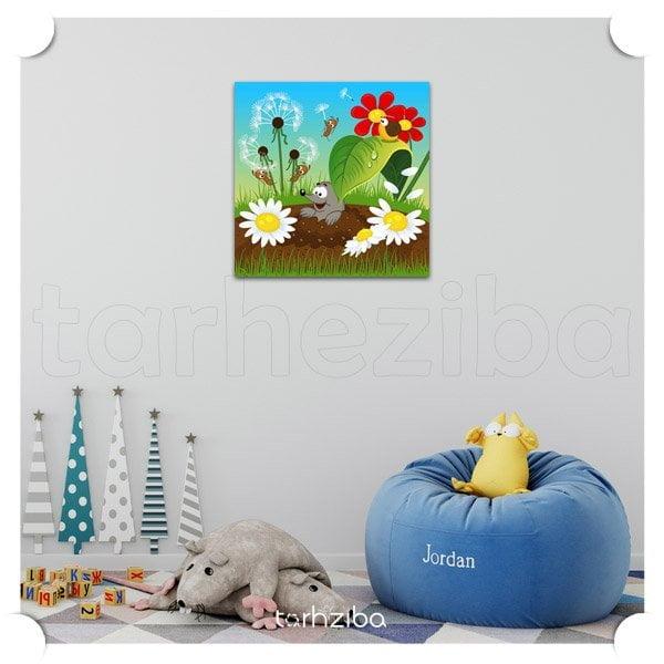 تابلو عکس اتاق کودک
