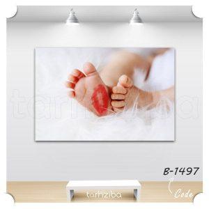 تابلو تزیینی اتاق نوزاد