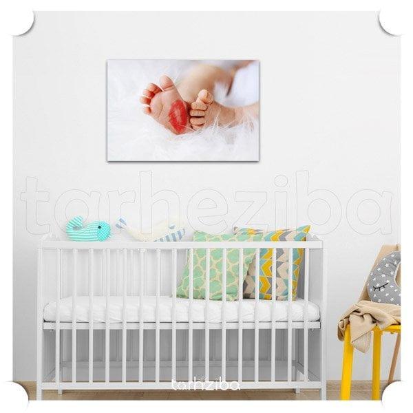 تابلو فانتزی برای اتاق نوزاد