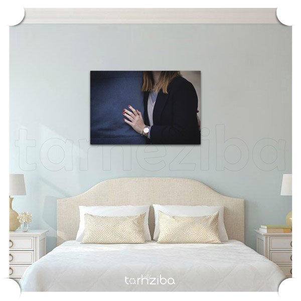 تابلو دیواری عاشقانه و احساسی