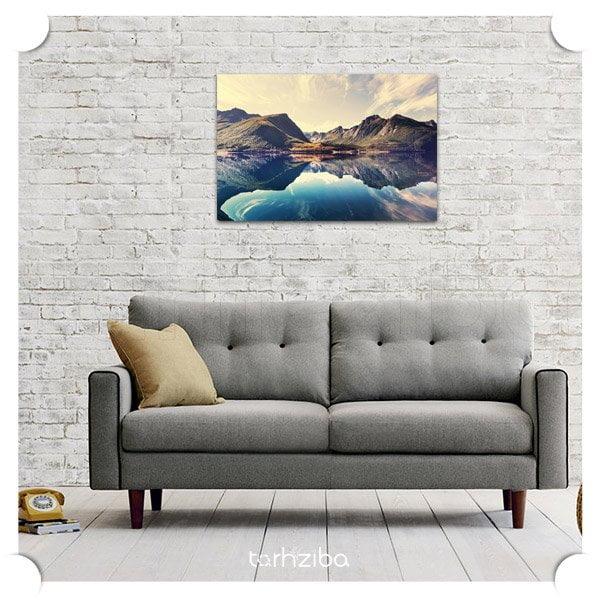 خرید تابلو برای اتاق پذیرایی و خواب با طرح های شیک و مدرن و زیبا