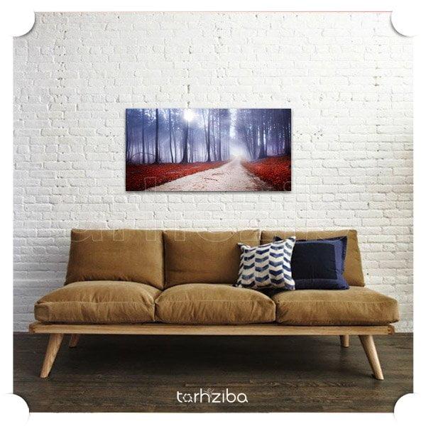 تابلو عکس منظره و طبیعت، خرید تابلو شاسی تزیینی و مدرن