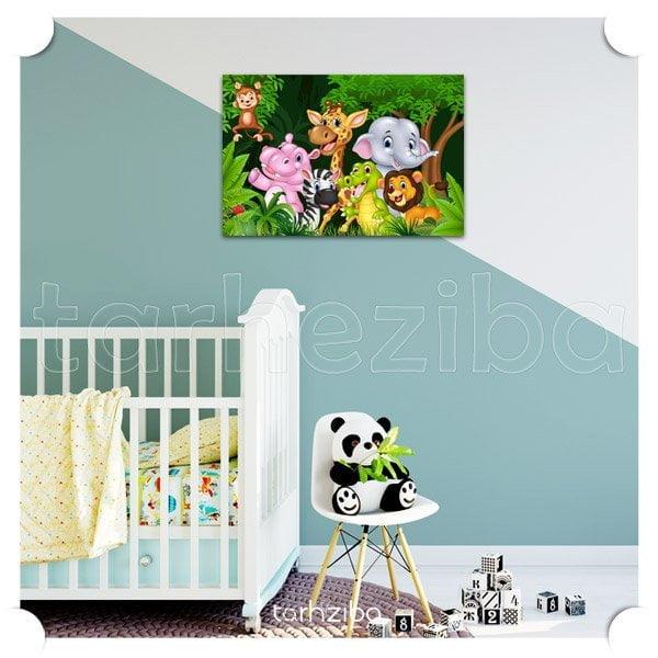 خرید تابلو اتاق کودک ، تابلو اتاق نوزاد و بچه
